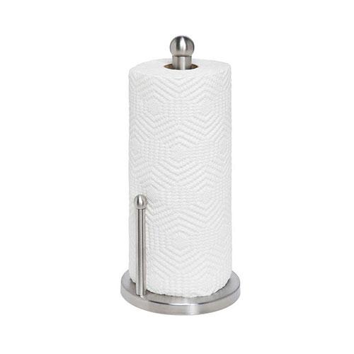 Kitchen Stainless Steel Paper Towel Holder
