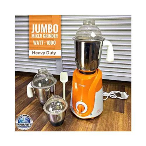 Indian Orange Brand Blender Mixer & Grinder