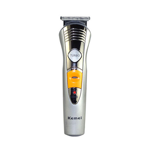 Kemei KM-580A 7-in-1 Multi-Functional Rechargeable Hair Trimmers